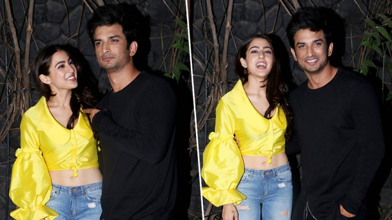 Sara Ali Khan and Sushant Singh Rajput's Relationship Goes Kaput and She is to be Blamed for It?