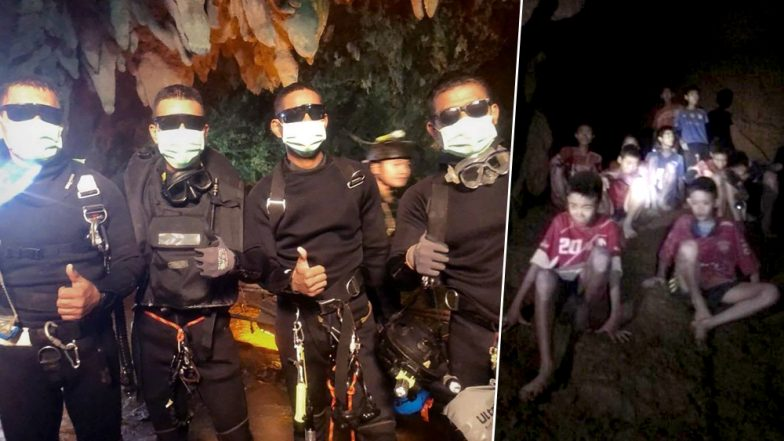 Thai Cave Rescue: Thailand Thanks India, Kirloskar Brothers For Helping in Evacuation