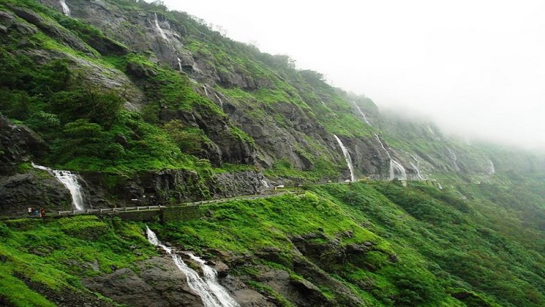 Thane Rains: Section 144 Imposed At Waterfalls, Tourists Places Amid Rough Weather