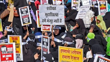 Triple Talaq Bill to be Tabled in Rajya Sabha Today, Centre Hopeful of Cross-Party Support