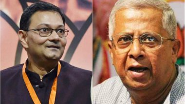 Twitter Feud: Netaji Kin Chandra Bose Locks Horn With Tripura Governor Tathagata Roy, Asks Hindus to Shun Mutton as 'Goat Was Mother' For Mahatma Gandhi