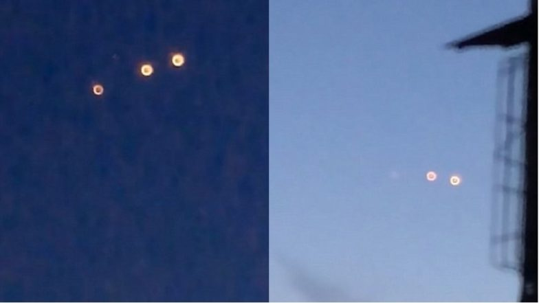 UFO Spotted in China? Videos And Pictures of Bright Lights Spark Talks on Alien Life