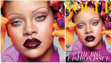Rihanna Shaves Off Her Eyebrows for a Mag Cover and the Internet Doesn't Approve of It!