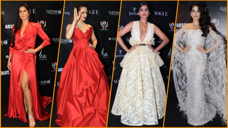 Vogue Beauty Awards 2018 In Pics: Katrina Kaif, Kangana