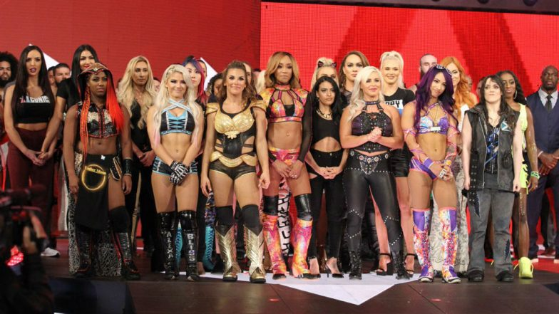 WWE PPV 'Evolution' Announced by Stephanie McMahon: Watch Videos As RAW, SmackDown Women's Champions Talk About All-Women's Exclusive Event!