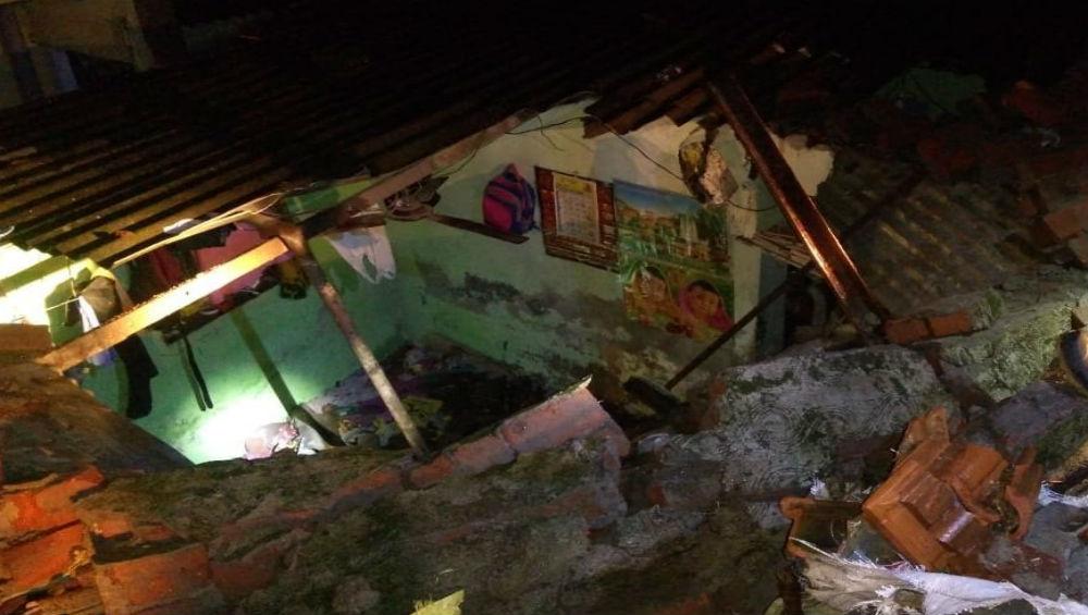 Hyderabad: House Wall Collapse, Three Children Die, One Injured