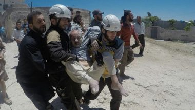U.S. And Allies Plan to Evacuate Syrian White Helmets Volunteers after Threat from Assad's Forces