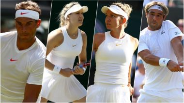 Wimbledon 2018 Match Time in IST: Day 4 Order of Play, Live Tennis Streaming, When & Where to Watch Telecast on TV & Online