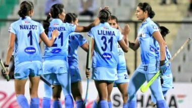 India vs Japan Women's Hockey Final, 2018 Asian Games Highlights: India Settle for Silver Medal