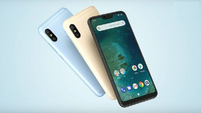 Xiaomi Mi A2 Smartphone Offered at Just Re 1 During Diwali With Mi Sale; Here's How You Can Get One