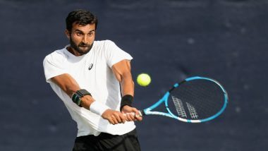 Yuki Bhambri Crashes Out of Wimbledon 2018 After First-round Defeat to Thomas Fabbiano