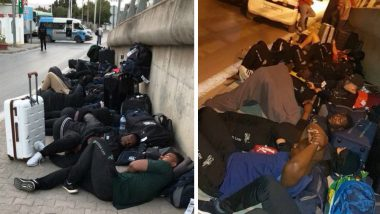 Zimbabwe National Rugby Team Players Forced to Sleep on Road in Tunisia, Rugby Africa Issues Apology After Pics Go Viral