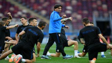 Anything is Possible, Says Croatia Coach Zlatko Dalic Ahead of 2018 FIFA World Cup Semi Final