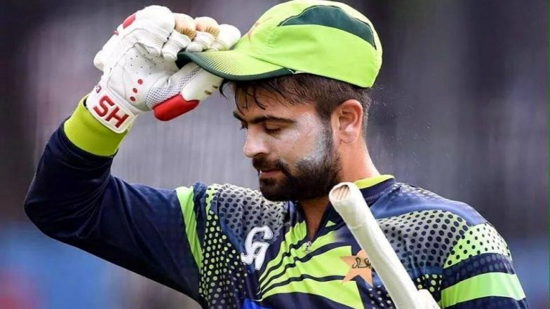Pakistan's Opening Batsman Ahmed Shahzad Fails the Dope Test