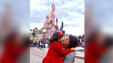 Aishwarya Rai Bachchan and Aaryadhya Take a Trip to Disneyland While Abhishek Heads to Watch 2018 FIFA World Cup
