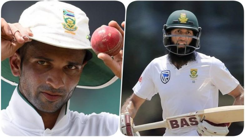 Sri Lanka vs South Africa 2nd Test: Records Break as Keshav Maharaj Gets 9 Wickets, Hashim Amla Reaches 9000 Run Mark