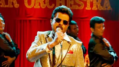 Fanney Khan Song Badan Pe Sitare: Anil Kapoor's Tribute to the Late Mohammed Rafi is a Delight to Watch - Video Alert