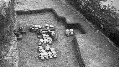 Pure Horror! Skulls of Child Sacrifice Victims Discovered at the Ancient Aztec Temple in Mexico by Archaeologists