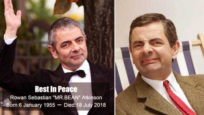 Rowan Atkinson is NOT Dead, Hoax Messages Claiming Death of Mr Bean Have Virus! Don't Believe in Fake News