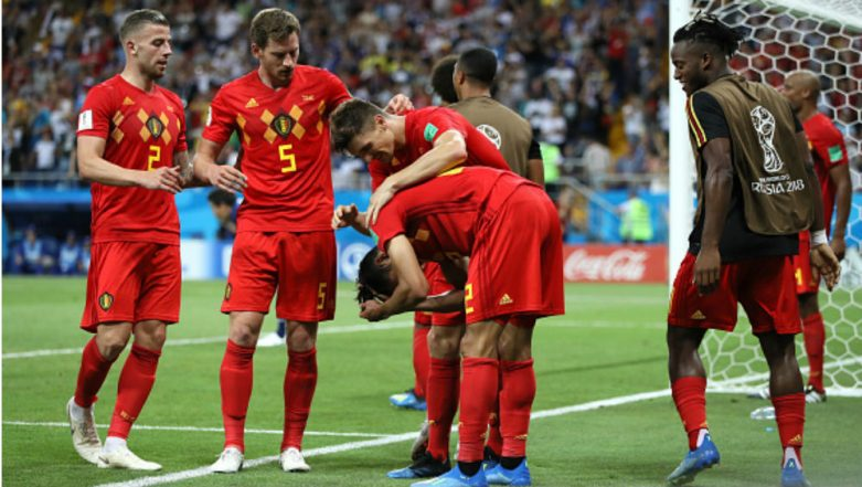 Belgium Vs Japan Video Highlights And Match Result