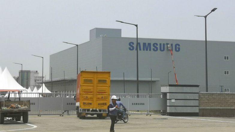 Samsung Opens World's Largest Mobile Factory in Uttar Pradesh's Noida