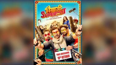 First Poster of Bhaiaji Superhitt Starring Sunny Deol and Preity Zinta Out