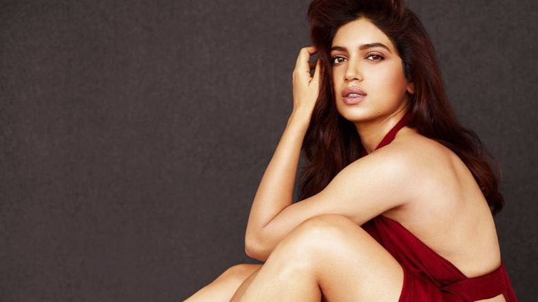Bhumi Pednekar Wraps Up Shooting For 'Dolly Kitty Aur Woh Chamakte Sitare'