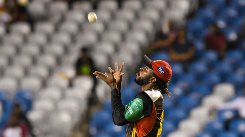 Chris Gayle Takes an Unbelievable Catch as Vancouver Knights Win Global T20 Canada 2018, Watch Video