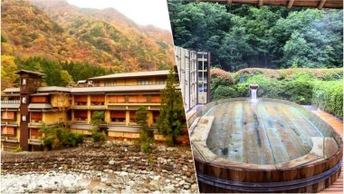 World's Oldest Hotel is 1300 Years Old! It is a Hot-Spring Resort in Japan & Has Been Run by 52 Descendants (View Pics)