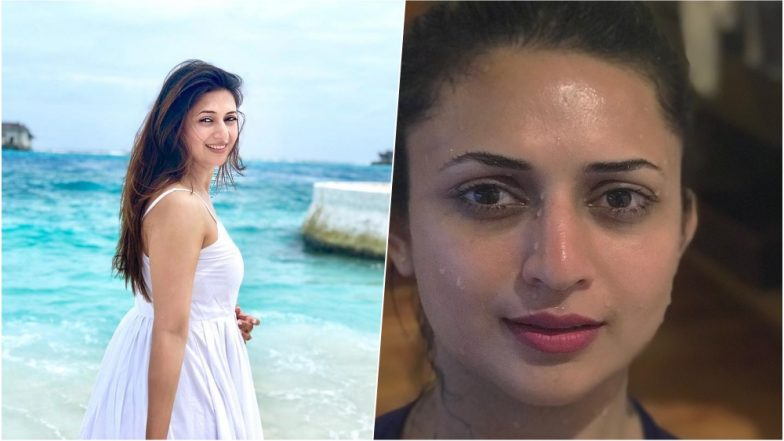 Divyanka Tripathi Shares 'No Filter' Selfie! New Pic of Yeh Hai Mohabbatein Star Will Make You Hit the Gym Right Now