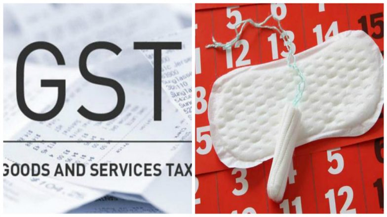 GST Council Meeting: Sanitary Napkins to be Exempted From GST