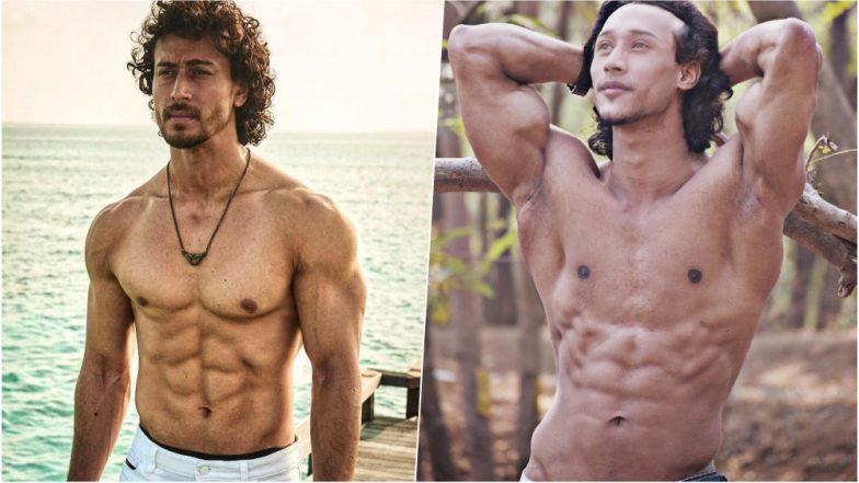 Tiger Shroff Has a Twin? Lookalike Has an Uncanny Resemblance (View Pics)