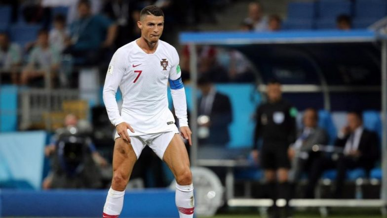 2018 FIFA World Cup Diaries: Portugal's Cristiano Ronaldo TROLLED for Rolling His Shorts Before the Failed Free Kick