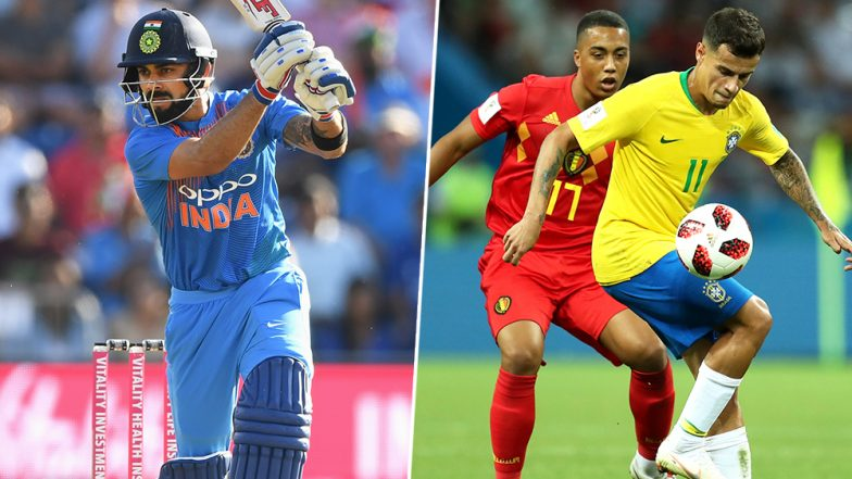 2018 FIFA World Cup Live TV Viewership Loses to India vs Ireland T20 Match! Cricket Loving India Discards Football Mega Event