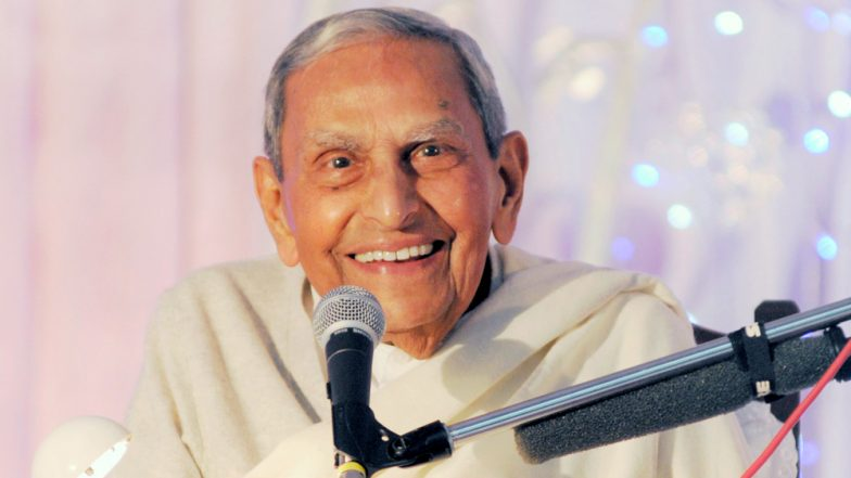 Dada Vaswani Passes Away at 99: Spiritual Leader Breathes Last in Pune