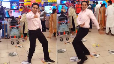 Pakistani Boy Dancing to 'Laung Lachi' in a Karachi Mall Goes Viral! Here Are Other Videos of Mehroz Baig