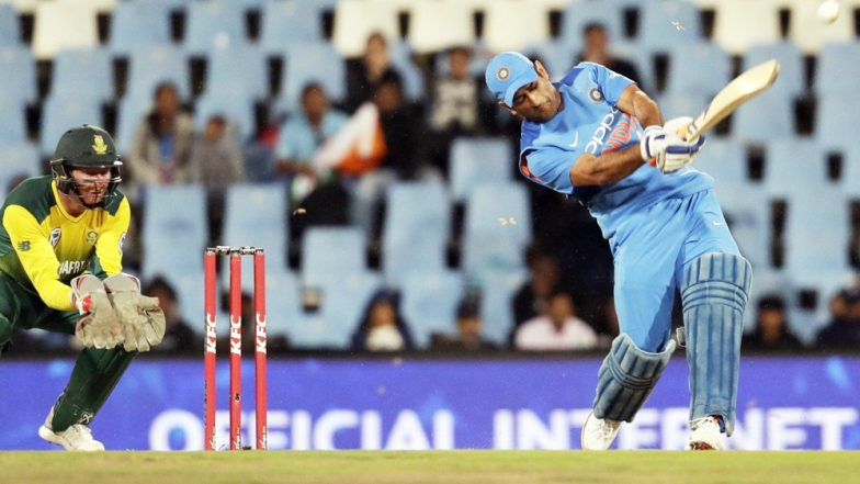 MS Dhoni All Set to Join Elite Club Comprising Players Like Sourav Ganguly, Rahul Dravid & Sachin Tendulkar Ahead of the First ODI Against England