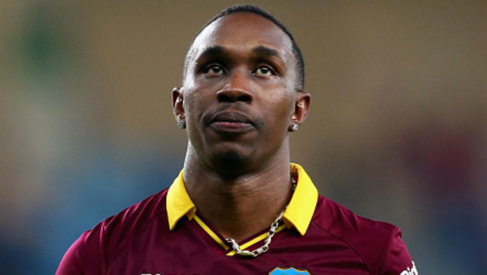 Dwayne Bravo Smartly Shuts Down Troll Who Tried to Mock Him for Not Winning 'World Cup'