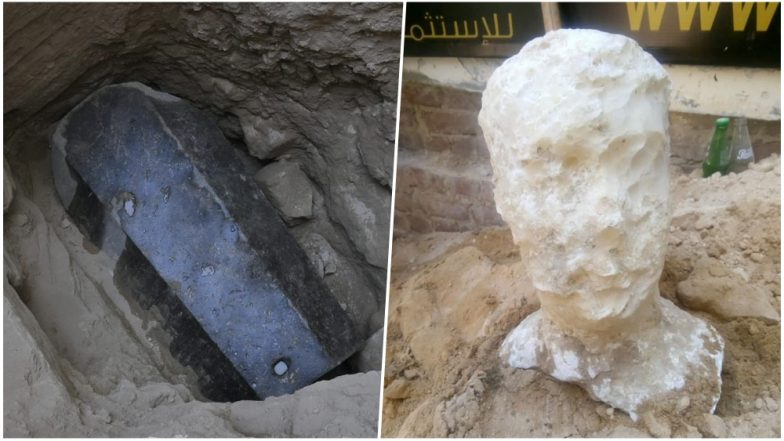 2000-Year-Old Black Sarcophagus Tomb Discovered by Archaeologists in Egypt, See Pics