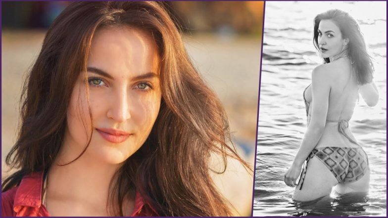 Elli AvrRam Shows Off Ample Bosom in a Plunging Top, Her New Instagram Image Is Way Hotter Than Her Pics in Tiny Bikini