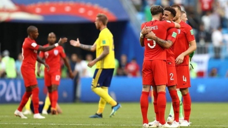Sweden vs England Video Highlights and Match Result: Harry Maguire, Delle Alli Take England to 2018 FIFA World Cup Semifinal