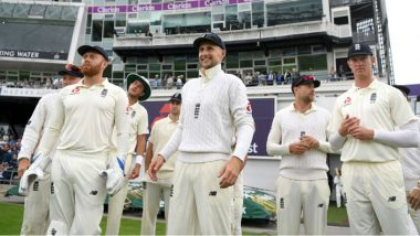 England's 30-Member Squad to Undergo COVID-19 Test Ahead of Training Camp at Ageas Bowl