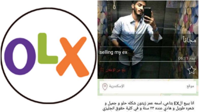 Boyfriend on Sale? Arab Woman Puts Her Ex On OLX Sale Under 'Animal' Category