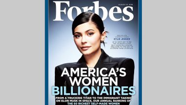 Forbes Calls Kylie Jenner 'Self-Made Billionaire' on Latest Cover, Magazine Faces Backlash