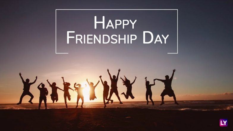 Friendship Day Quotes: Wish You Friends by Sending These Thoughtful Quotes and Celebrate Friendship Day 2018 with BFFs