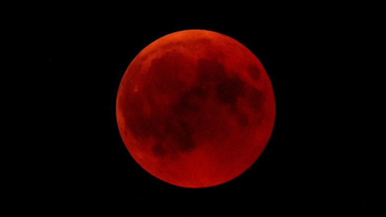 Lunar Eclipse July 2018 Wow Stargazers! See Pics of July 27, Friday's Blood Moon From Across the World