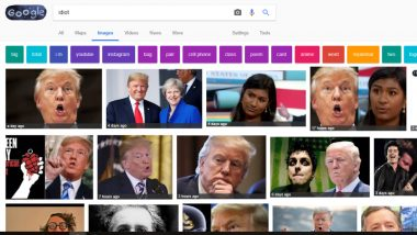 Donald Trump Pops Up if You Search 'Idiot' on Google Images, Here's Why!