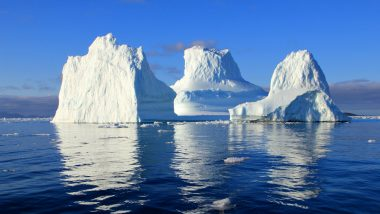 Greenland Village Inaarsuit on High Alert As Massive Iceberg Looms (Watch Video)