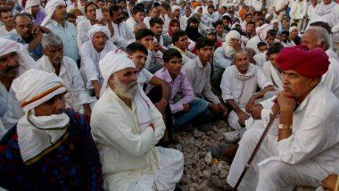 Gujjar Quota Stir in Rajasthan: Protesters Block Railway Tracks in Sawai Madhopur, WR to Run Special Train From Bandra Terminus