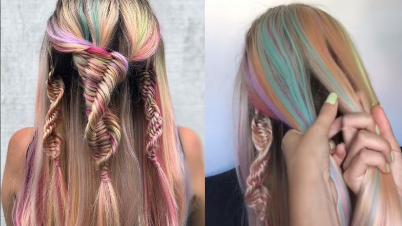 These Viral DNA Braids Are The Perfect Nerdy Beauty Trend (Video Tutorial Included)
